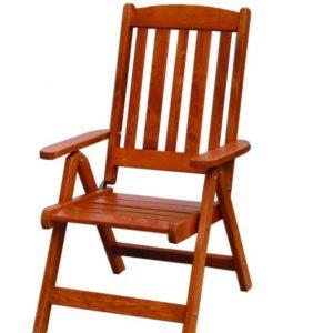 Dřevěné židle