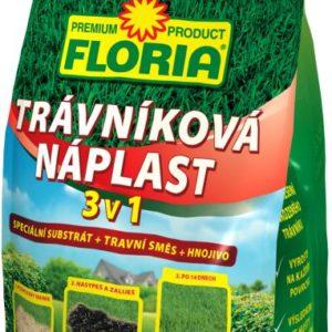 Hnojivo Trávníková náplast