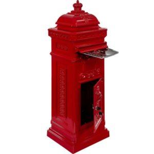 Starožitná poštovní schránka