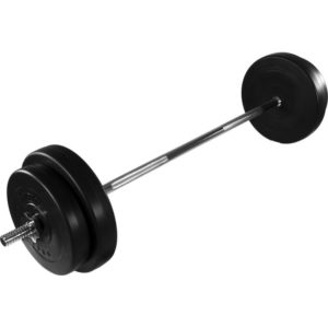Vzpěračský set MOVIT, 30 kg