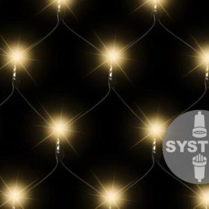 Profesionální diLED světelná síť 100 LED