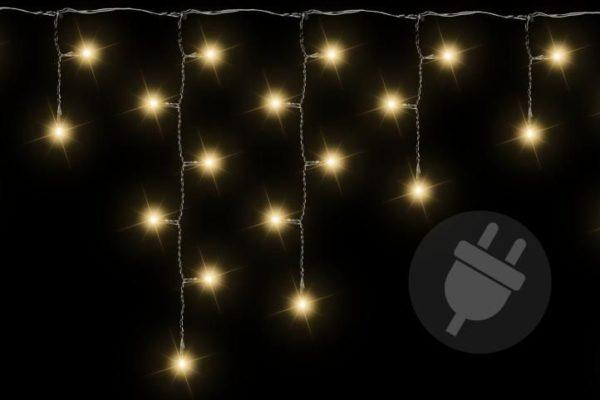 Vánoční světelný déšť 400 LED