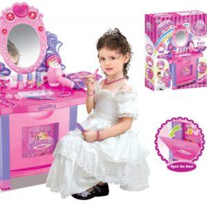 Hrací set - kosmetický stolek