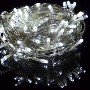 Vánoční 3D LED osvětlení – studeně bílé
