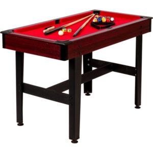 Kulečníkový stůl pool biliard kulečník 4 FT