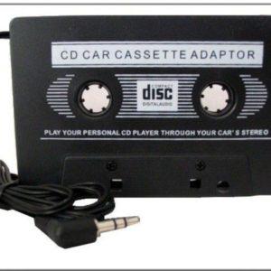 Kazetový adaptér do auta