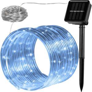 Solární světelné hadice LED