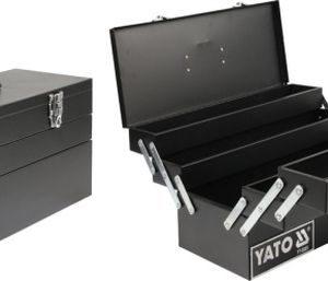 Box na nářadí Yato - rozkládací, kovový