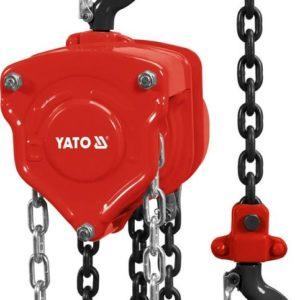Yato řetězový zvedák - 1 t